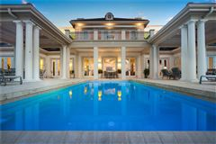 magnificent award-winning residence in sarasota mansions
