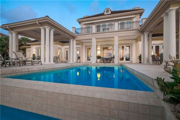 Luxury homes magnificent award-winning residence in sarasota