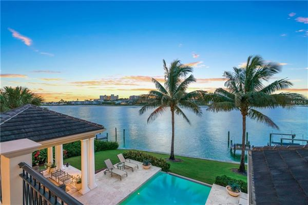 Luxury properties magnificent award-winning residence in sarasota