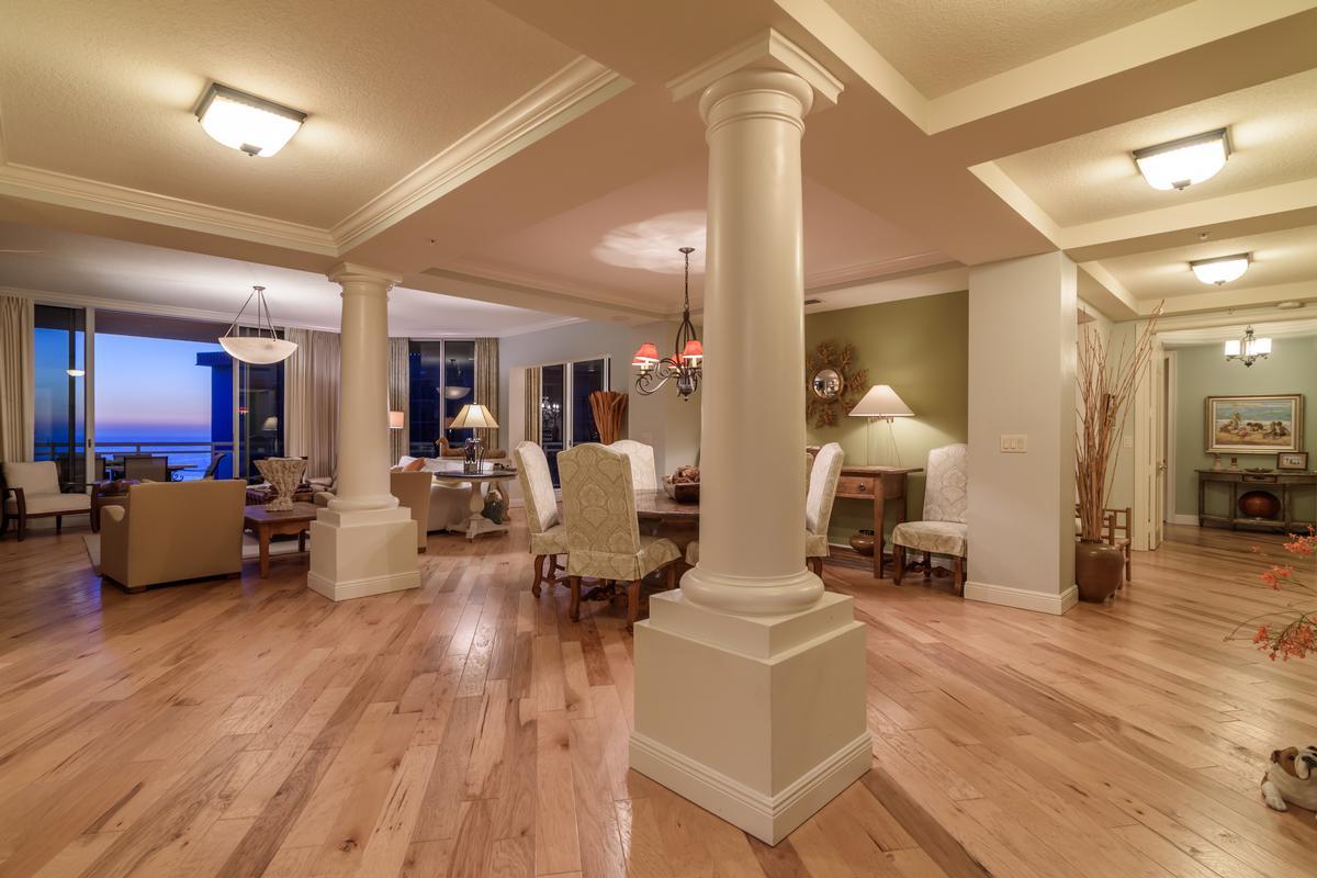 Luxury homes Ritz-Carlton Gulf of Mexico Beachfront Luxury