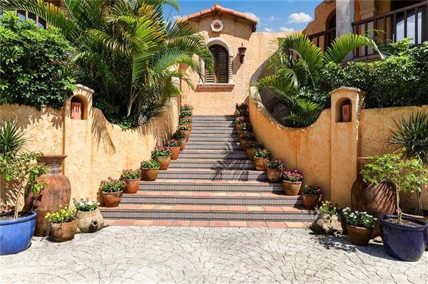 spectacular Mediterranean estate luxury real estate