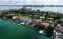 Luxury real estate Perfectly poised on desirable Bird Key