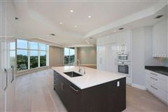 gulf-front corner penthouse at aria luxury real estate