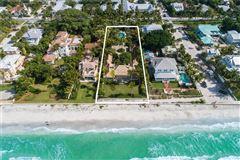 Luxury properties  five-bedroom waterfront estate in boca grande In Florida