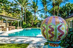 five-bedroom waterfront estate in boca grande In Florida mansions