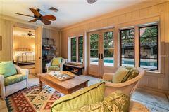 Luxury homes  five-bedroom waterfront estate in boca grande In Florida