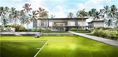 Luxury properties an iconic, Gulf-Front estate in sarasota