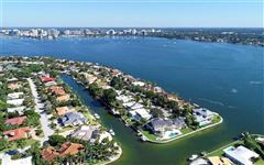 Luxury real estate a truly beautiful home right on the waterway