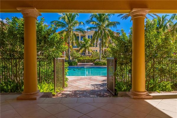 exclusivity at Positano luxury real estate