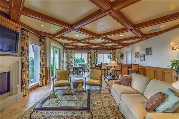 exclusivity at Positano mansions