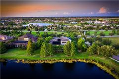 Luxury properties a stylish lakefront home
