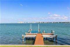 Luxury properties Showstopping Sarasota Bay and downtown city skyline views