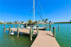 Luxury homes in breathtaking property on lido key