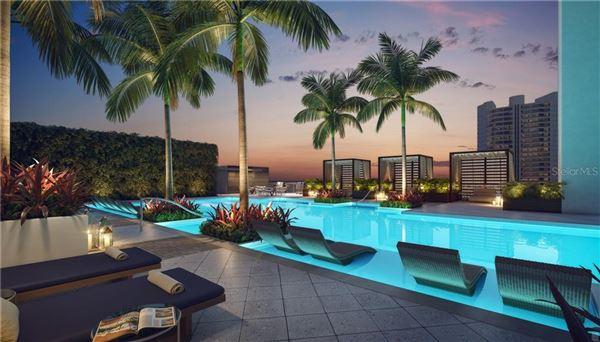 Luxury homes luxury living in Auteur Sarasota
