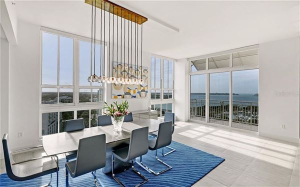 17th floor penthouse luxury real estate