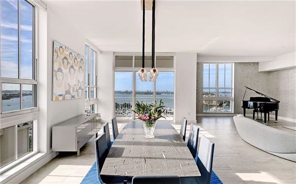 Luxury properties 17th floor penthouse