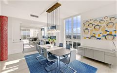 Luxury homes in 17th floor penthouse