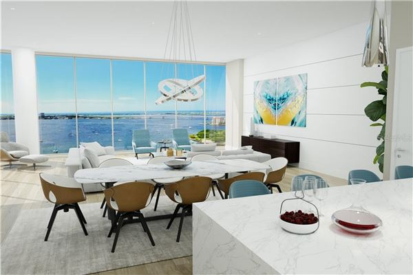 Mansions Under Construction. Experience the ultimate Sarasota lifestyle at EPOCH