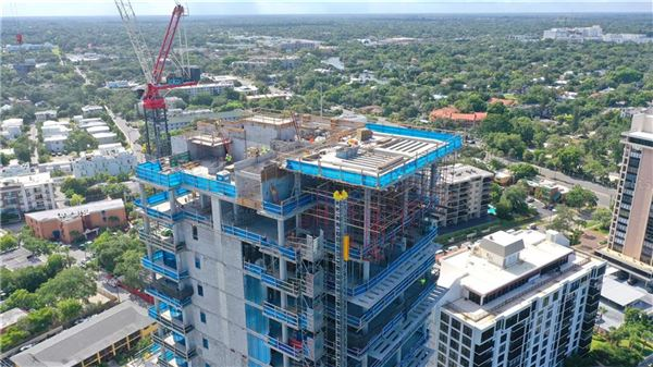 Under Construction. Experience the ultimate Sarasota lifestyle at EPOCH luxury properties