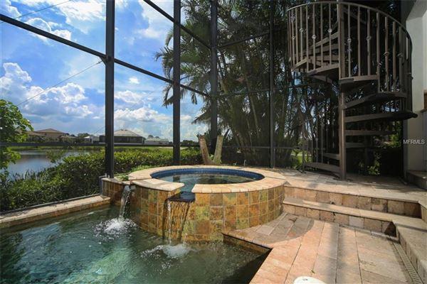 a serene lake home in bradenton luxury properties