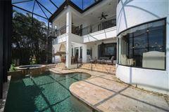 a serene lake home in bradenton luxury homes