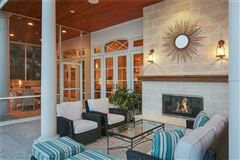 Luxury homes immaculate British West Indies designed home
