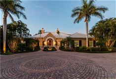 Mansions private riverfront estate