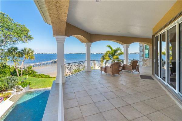 Luxury homes private riverfront estate