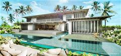 Mansions in incredible to be built estate