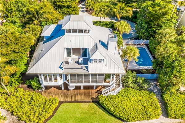 Exceptional beach offering luxury real estate