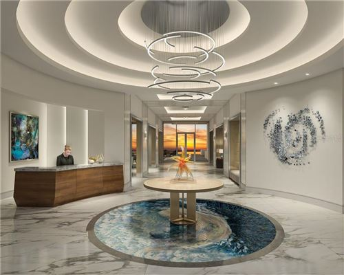 penthouse in the Ritz-Carlton Residences luxury homes