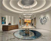 Mansions in penthouse in the Ritz-Carlton Residences