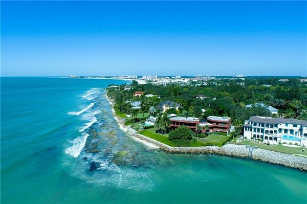 landmark gulf-front property luxury homes
