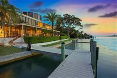 stunning waterfront location luxury real estate