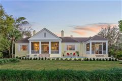 Iconic architecture in The Oaks luxury real estate
