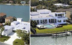 Luxury homes in LIDO SHORES masterpiece