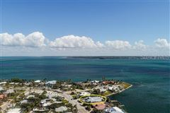 waterfront on anna maria island mansions