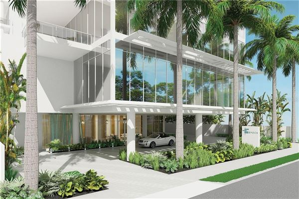 EPOCH at Sarasota, florida luxury homes
