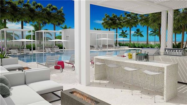 Luxury real estate EPOCH at Sarasota, florida