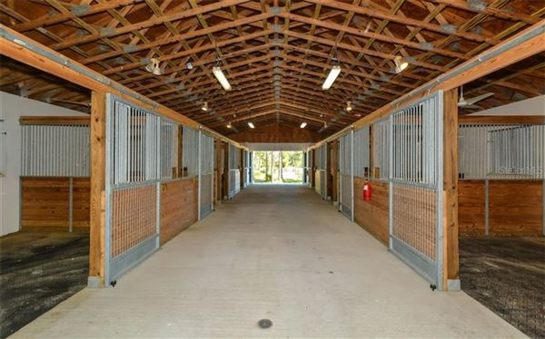 14 acre property with custom Horse Stable luxury homes