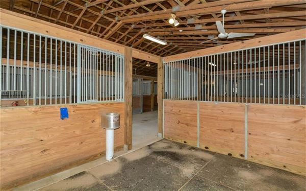 14 acre property with custom Horse Stable luxury real estate