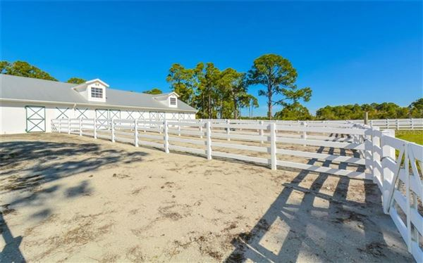 14 acre property with custom Horse Stable mansions