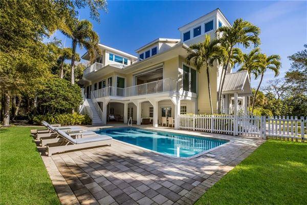 Luxury real estate European-inspired Home