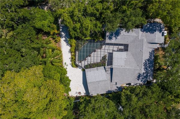 Luxury real estate architectural jewel