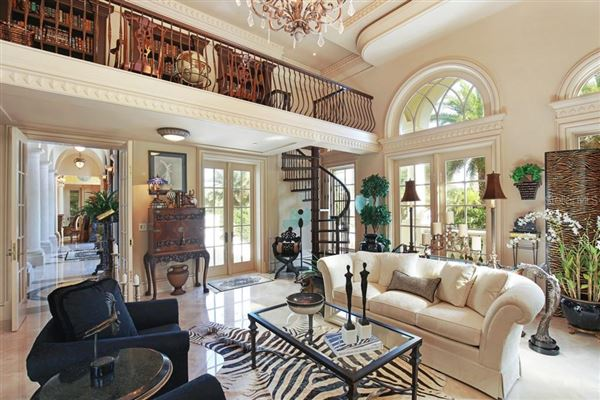 Mansions in a palatial masterwork