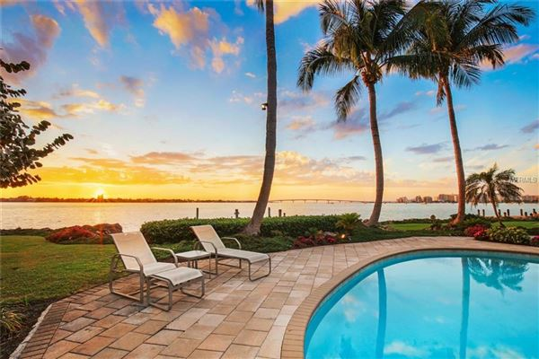 Luxury properties unequivocal excellence in location and privacy