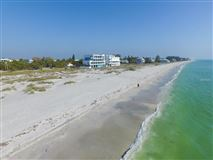 Mansions beautiful beach front lot in placida