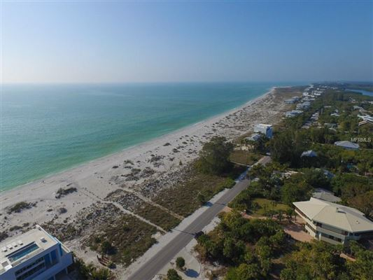 Luxury real estate beautiful beach front lot in placida