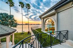 incredibly elegant bayfront estate  luxury properties