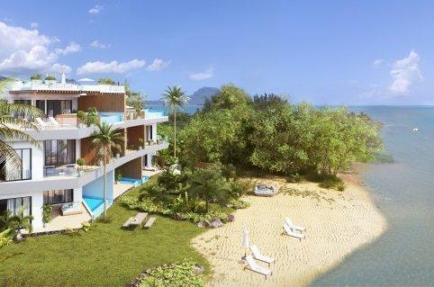 Ultimate Beachfront Residences in Mauritius luxury homes